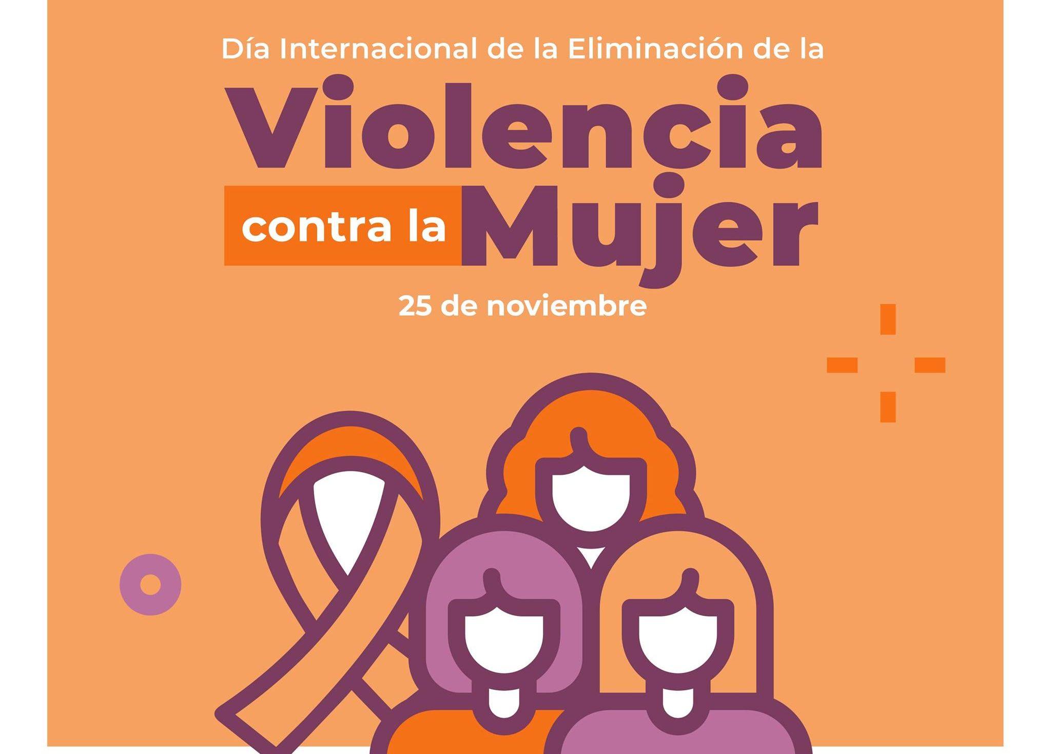 actividades, inmujere, violencia, mujeres