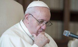 Papa Francisco, like, Instagram, Foto, Natalia Garibotto