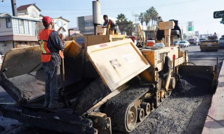 carreteras, Mexicali, reparación, SIDURT, Karen Postlethwaite