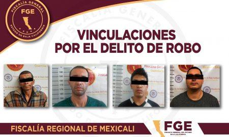 delincuencia, Baja California