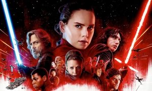 Star Wars, The Last Jedi, película, tendencia, redes sociales