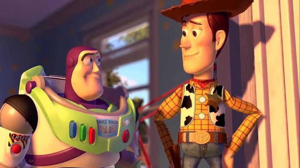 Toy Story, aniversario, cine