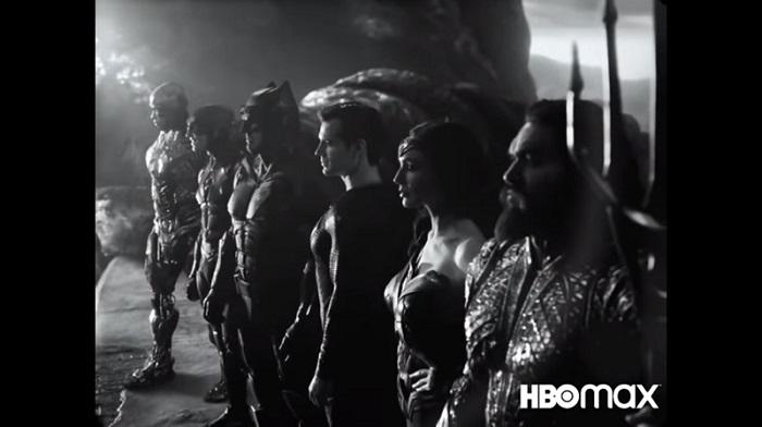 Trailer, película, Snyder's Cut, Justice League, Liga de la Justicia