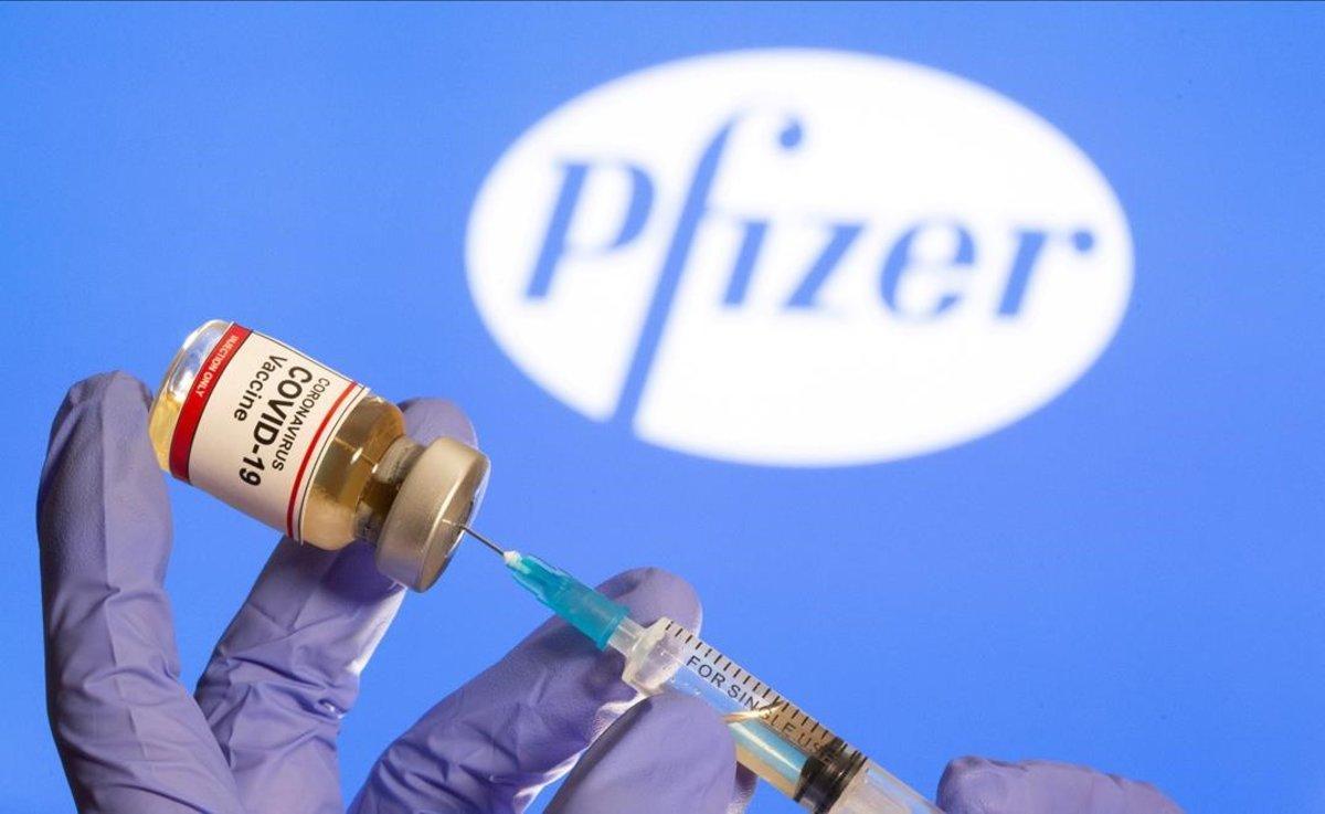vacuna, Pfizer, covid-19
