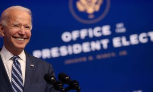 Joe Biden, Georgia, elección presidencial