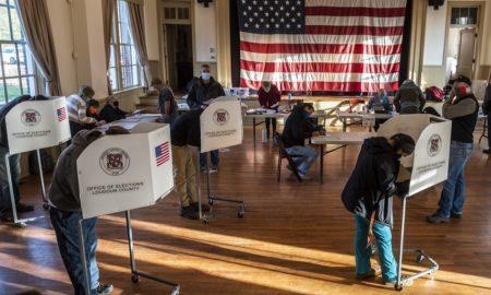 elecciones, EEUU, urnas, votación, Joe Biden, Donald Trump