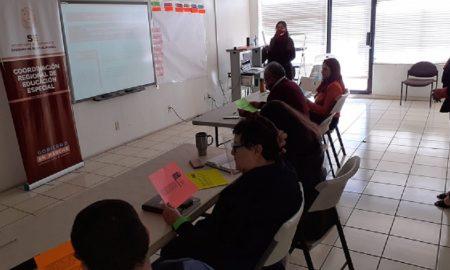 Secretaría Educación, imparten taller, Inclusion,