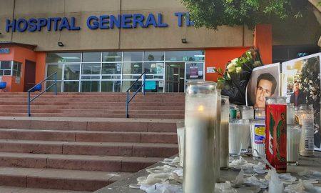 enfermero, Hospital General de Tijuana, Covid-19,