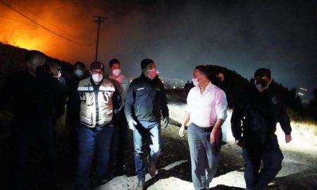incendios, Cíbolas del Mar, bomberos, Protección Civil