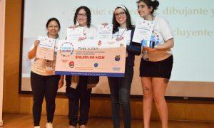 jóvenes, triunfa, mexicanas, unicef, premio