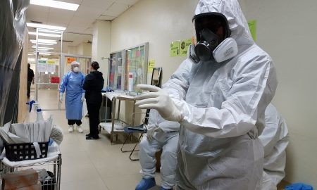 trabajadores, Hospital General de Tijuana, Covid-19,