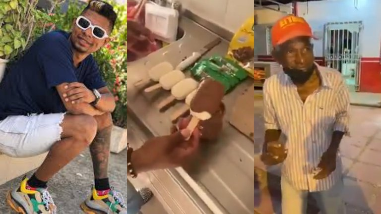 paleta, influencer, jabón, colombia, redes, video, ancianos