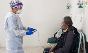 filtro respiratorio externo, Hospital General de Tijuana, festejos de fin de año,