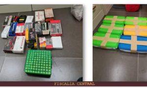 Fiscalía General del Estado, Ensenada, decomiso de droga