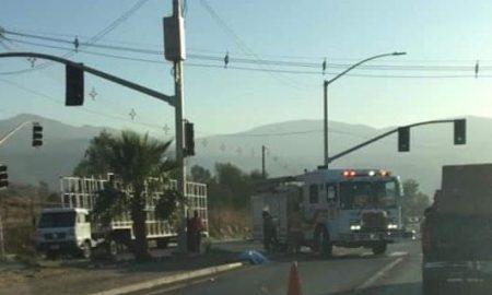 accidente, carretera libre, Tijuana, Tecate