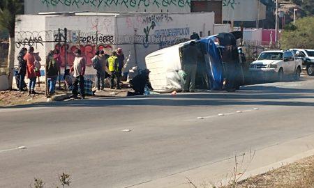 tráfico vehicular, soler, accidente, lesionados