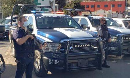 Diciembre Seguro, Dirección de Seguridad Pública, Ensenada