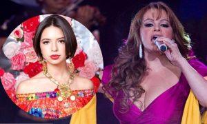Ángela Aguilar, Jenni Rivera, invitación, colaborar, música, tema