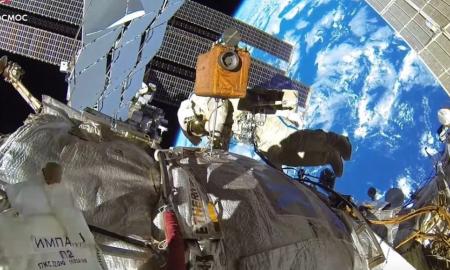 caminata espacial, astronauta, Estación Espacial Internacional