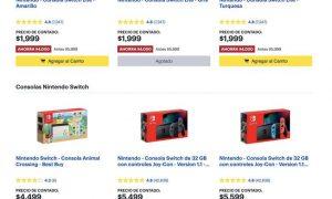 Best Buy, México, Nintendo