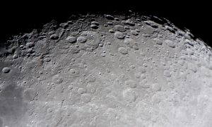 Chang'e-5, muestras lunares, China