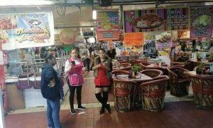 fonda, turista, Guadajalara, Jalisco