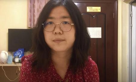 periodista, Zhang Zhan, Wuhan, China