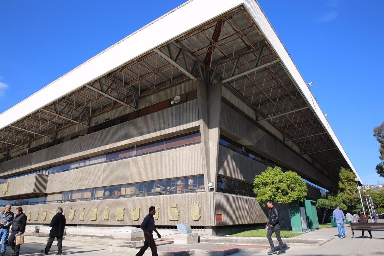 Ayuntamiento de Tijuana, Palacio
