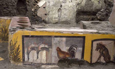 termopolio, comida, Pompeya