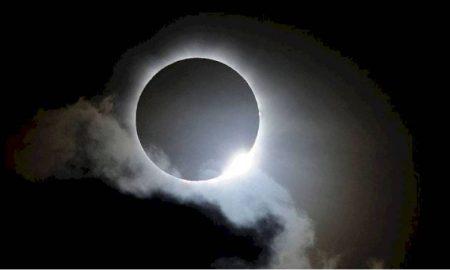 eclipse solar, Sol, Luna, diciembre