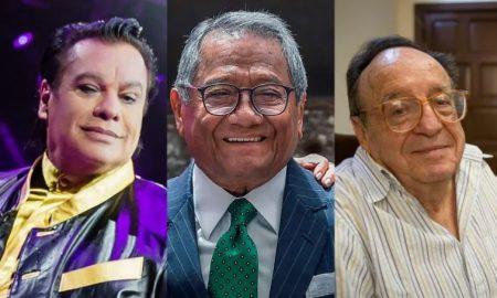 28, Armando, José José, Juan Gabriel, Chespirito