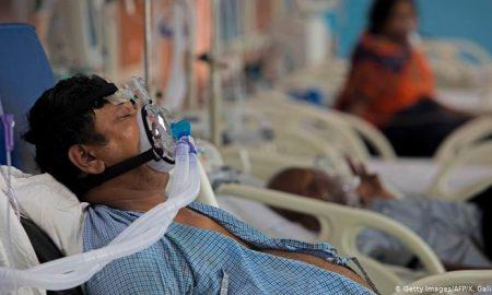 India, enfermedad, covid-19