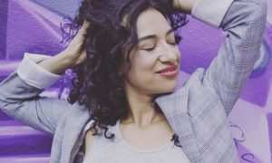 Flor Amargo, cantante, anuncia, lesbiana