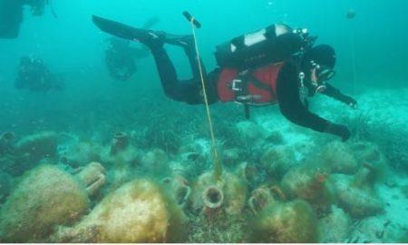 Grecia, museo, subacuático, arrecife