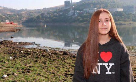 Ivanna Ortega, cambio climático, activista ambiental, Greta Thunberg