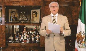 Jaime Bonilla, gobernador, acciones, primer año de gobierno