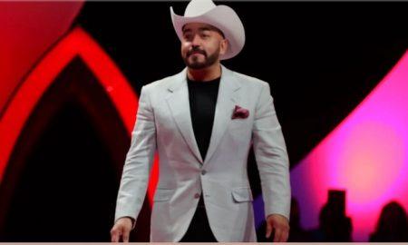 Lupillo Rivera, cantante,