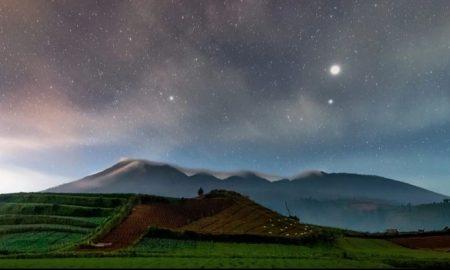 Luz, estrella, Navidad, Belén, solsticio, invierno, Júpiter, Saturno