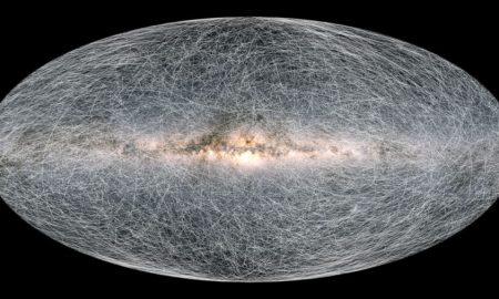 Vía Láctea, Gaia, astronomía