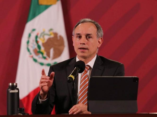 Hugo López-Gatell, covid-19, Secretaría de Salud