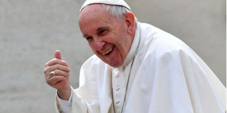 Papa Francisco, segundo, like, modelo, adultos, Instagram