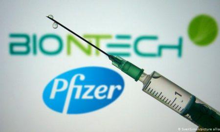 Reino Unido, vacuna covid-19, Pfizer