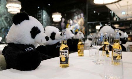 restaurante, osos panda, Giuseppe Fichera, Alemania