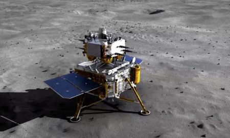 China, Luna, programa espacial