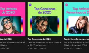 Spotify, México, música