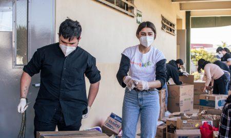 UABC, Despensas, Proyecto Tlali, Club Rotario Tijuana Independiencia,