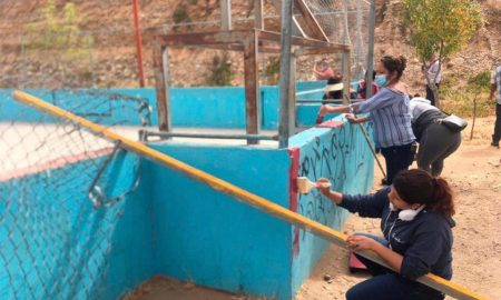 espacios públicos, Rehabilitación, Delegación San Antonio de los Buenos,