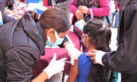influenza, vacunación, rosarito, araceli brown