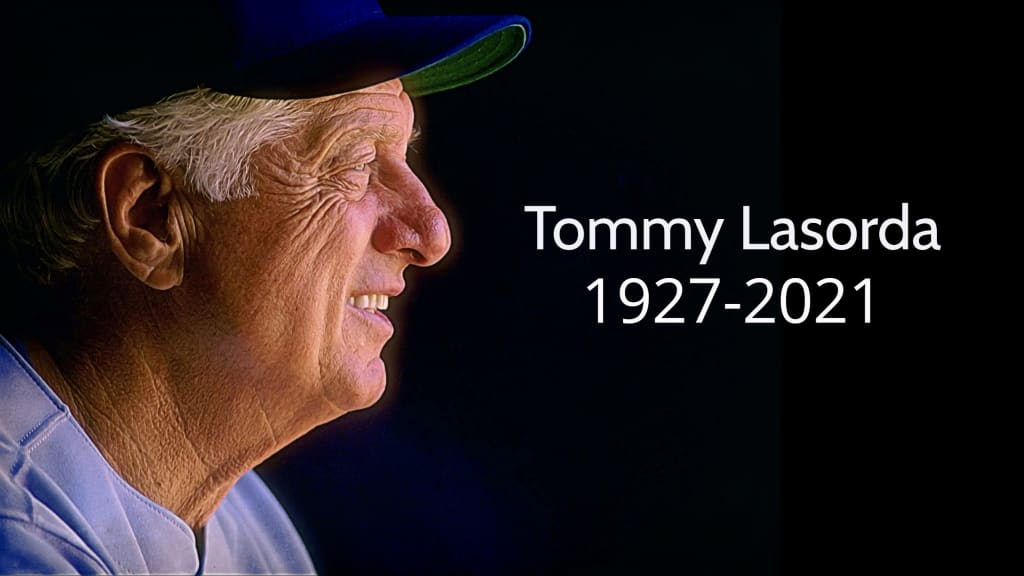 Tom Lasorda, Tommy Lasorda, manager, Dodgers, fallece