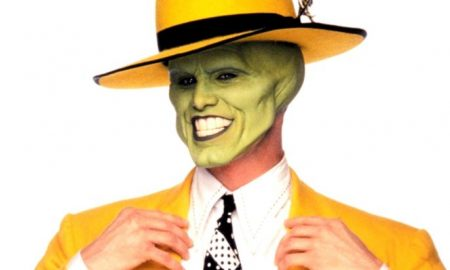 Jim Carrey, La Máscara, The Mask, película